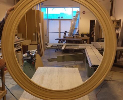 circular ceiling dome molding