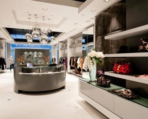 stores interior