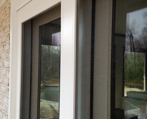 screen doors house