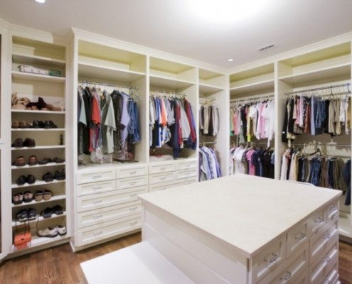walk in closet manhattan