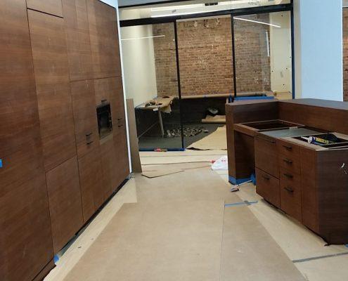 kitchen wall cabinets-853 Broadway NY
