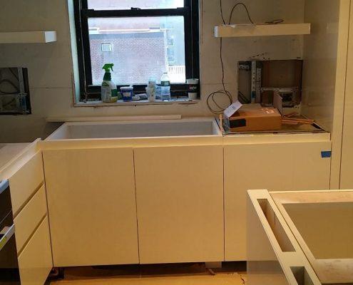 apartment millwork