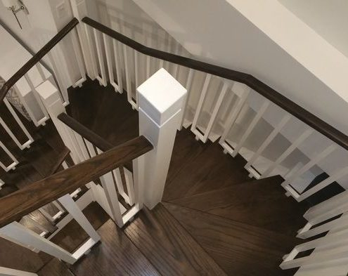 stairs w77th street ny green builders grp