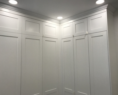 walk-in-closets new york by Green Builders GRP